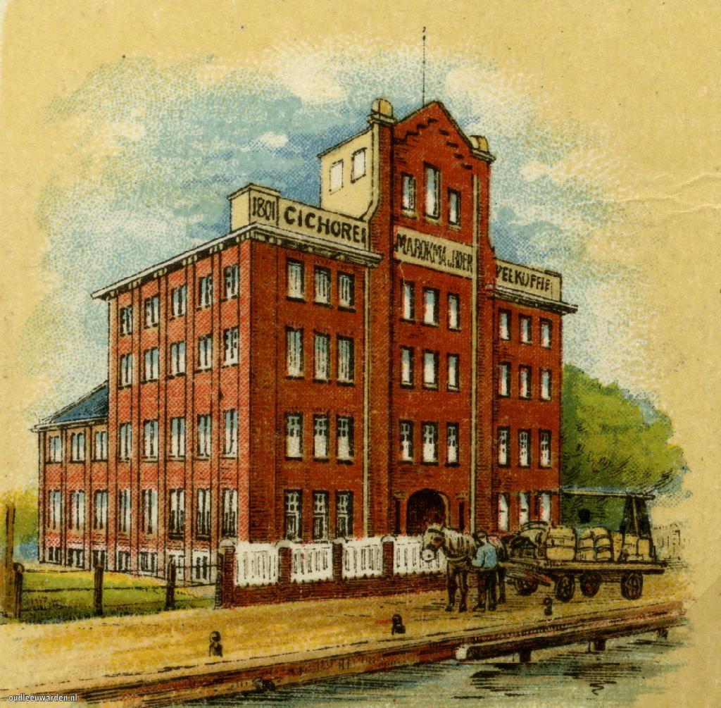 Cichoreifabriek