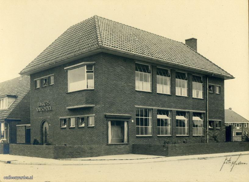 Ruusbroecstraat nr.36_Bakkersvakschool