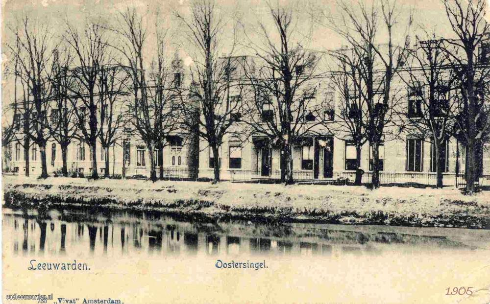 I02.Oostersingel  1905
