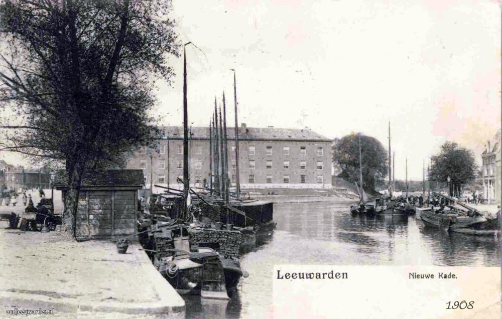 I03.Oostersingel  1908