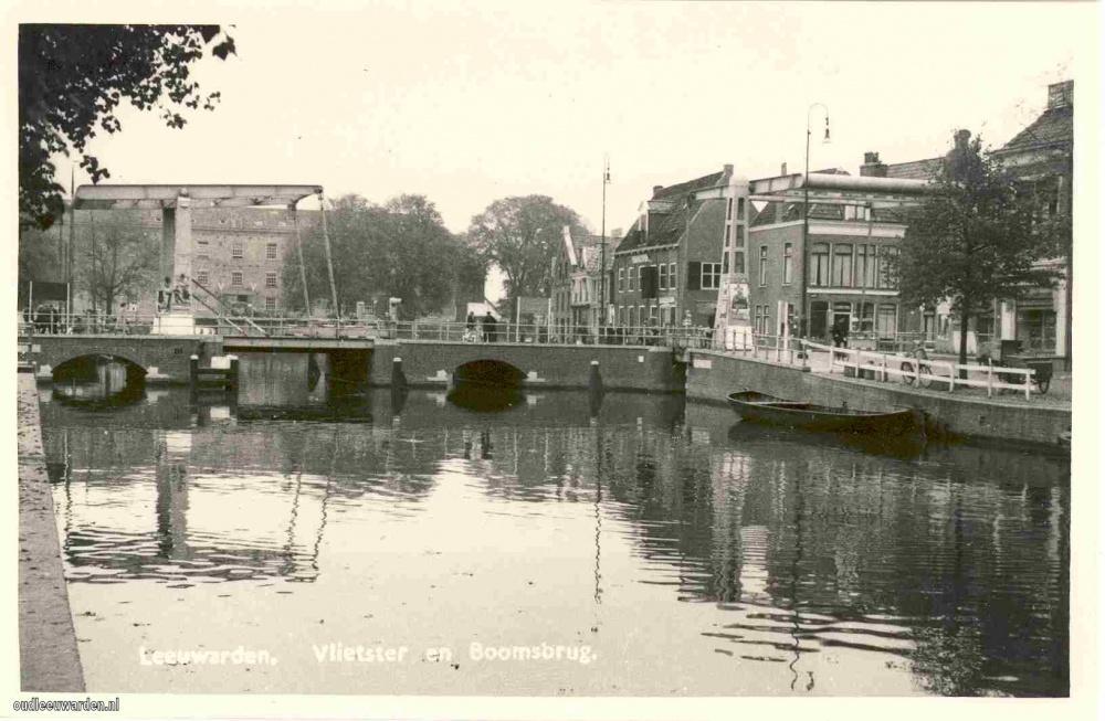 J03.Vlietster- en Boomsbrug  1941