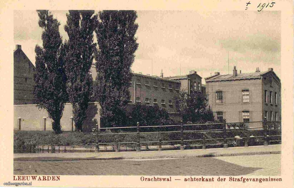 M16.Zuidergrachtswal  1915  Keizersgracht
