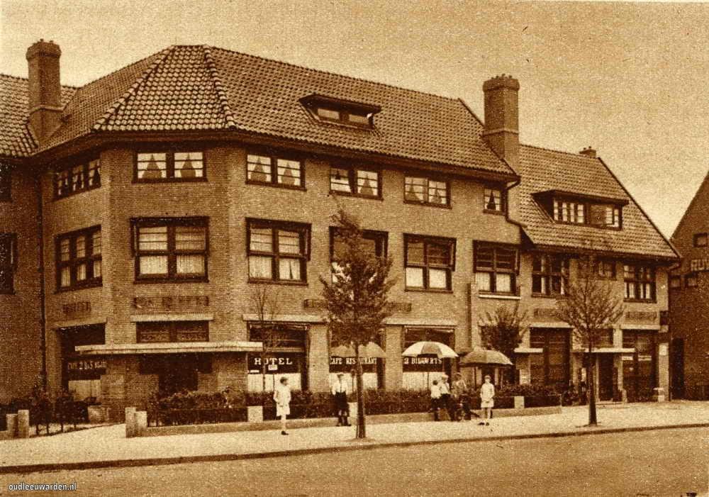 Bleeklaan_Hotel-de-Bleek_1939