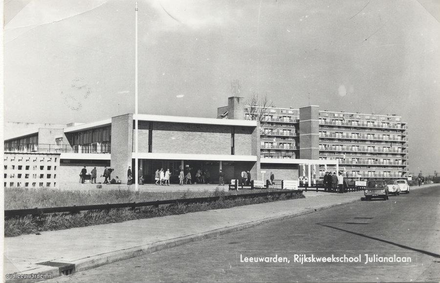 Julianalaan_Rijkskweekschool