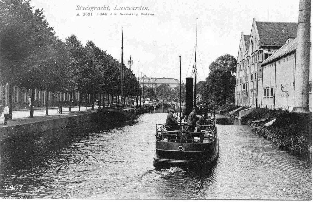 M08.Zuidergrachtswal  1907