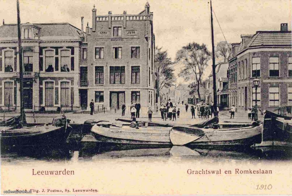 M10.Zuidergrachtswal  1910 (2)