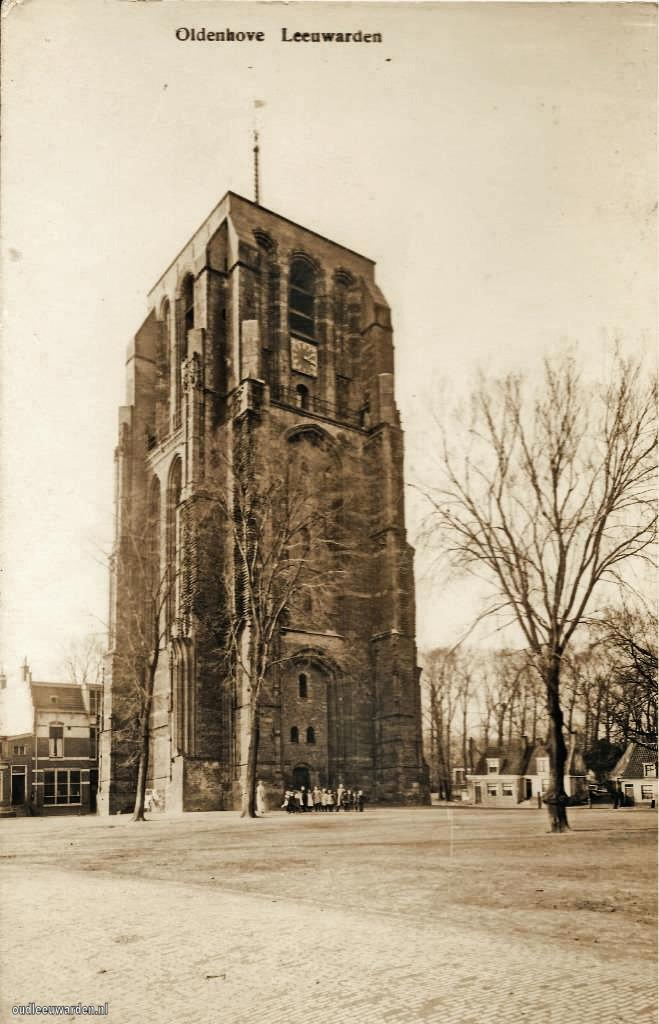 De Oldehove rond 1911