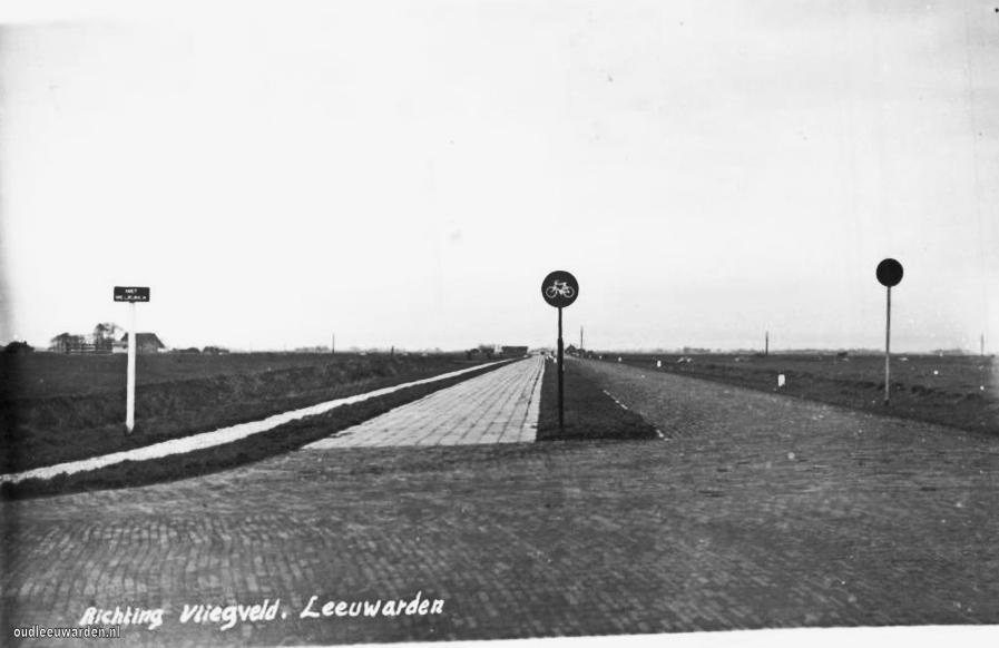 Vliegveld Leeuwarden Keegsdijkje