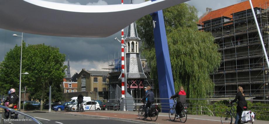 Pierre Cuypers torentje aan Blokhuisplein
