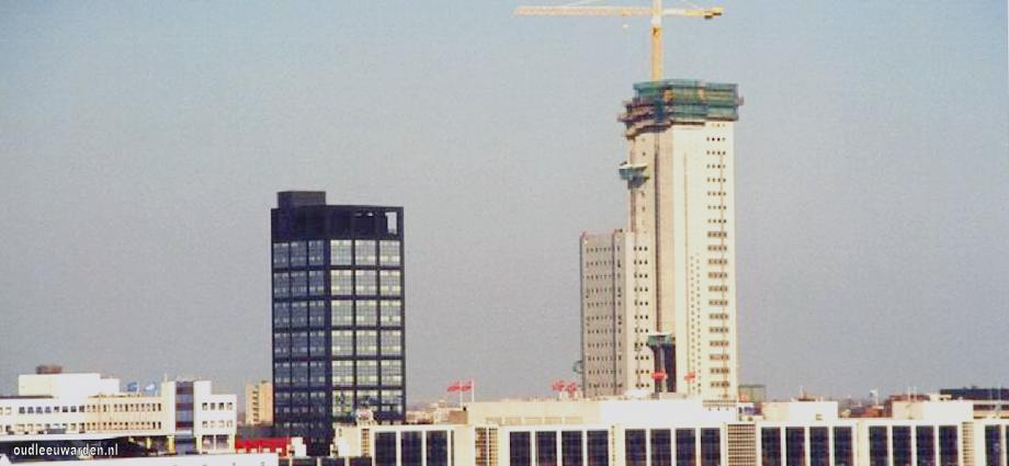 Achmeatoren bouw 2001