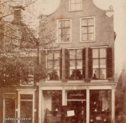 Lakenwinkel-van Plantinga Nieuwestad Leeuwarden